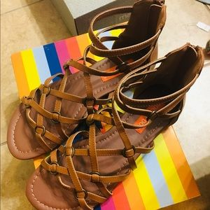 NIB Rocket Dog Gladiator Sandals